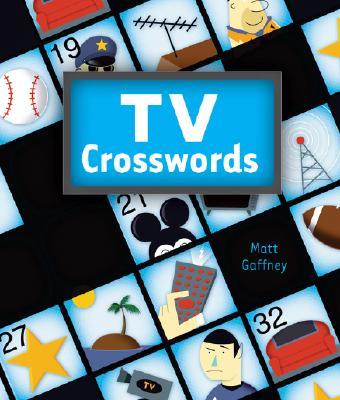 TV Crosswords - Gaffney, Matt