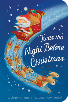 Twas the Night Before Christmas - Moore, Clement C