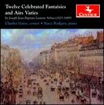 Twelve Celebrated Fantaisies & Airs Varies