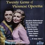 Twenty Gems of Viennese Operetta