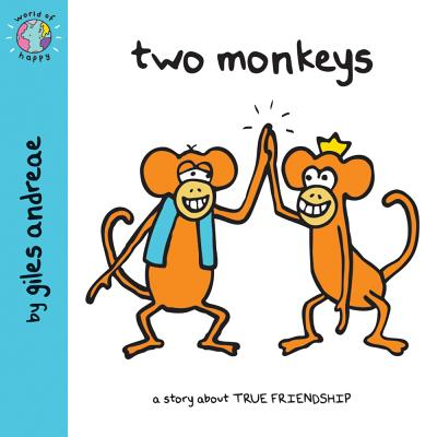 Two Monkeys - Andreae, Giles