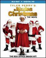 Tyler Perry's A Madea Christmas [Includes Digital Copy] [Blu-ray]