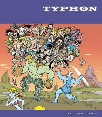 Typhon Volume 1 - Hellman, Danny (Editor)