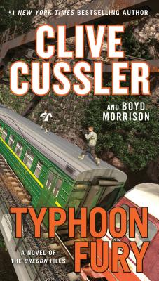 Typhoon Fury - Cussler, Clive, and Morrison, Boyd