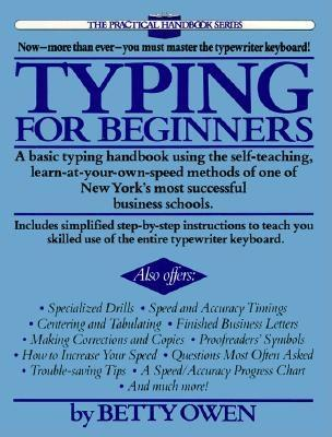 Typing for Beginners - Owen, Betty