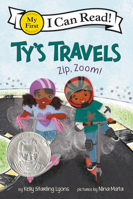 Ty's Travels: Zip, Zoom! - Lyons, Kelly Starling