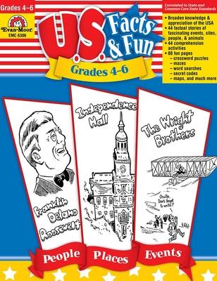 U.S. Facts & Fun, Grades 4-6 - Evan-Moor Educational Publishers