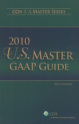 U.S. Master GAAP Guide - Pounder, Bruce