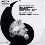 Udo Kasemets: Requiem Renga; Palestrina on Devil's Staircase; The Eight Housis of I Ching
