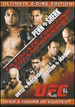 UFC 84: III Will