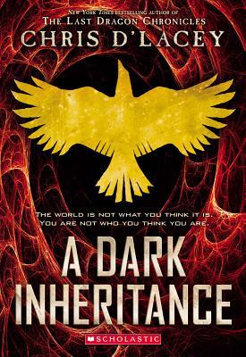 Ufiles #1: A Dark Inheritance - D'Lacey, Chris