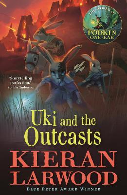 Uki and the Outcasts - Larwood, Kieran