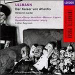 Ullmann: Der Kaiser von Atlantis
