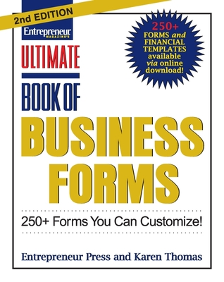 Ultimate Book of Business Forms - Entrepreneur Press