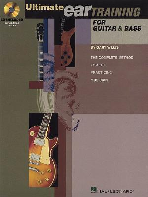 Ultimate Ear Training for Guitar and Bass - Willis, Gary
