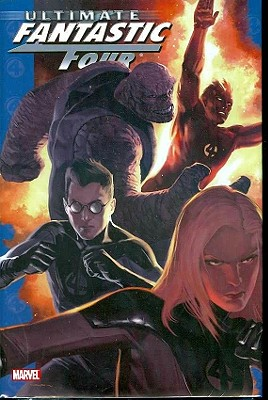 Ultimate Fantastic Four, Volume 5 - Carey, Mike, and Ferry, Pasqual (Illustrator), and Brooks, Mark (Illustrator)