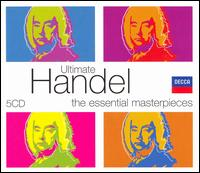 Ultimate Handel [Box Set] - Anita Lasker-Wallfisch (cello); Anna Reynolds (contralto); Anthony Randall (horn); Charles Brett (counter tenor);...