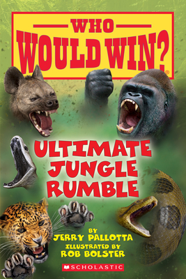 Ultimate Jungle Rumble (Who Would Win?), 19 - Pallotta, Jerry