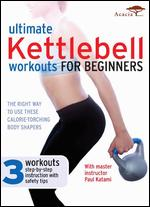 Ultimate Kettlebell Workouts for Beginners -