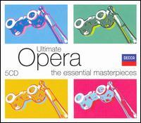 Ultimate Opera [Box Set] - Alfredo Mariotti (vocals); Anita Cerquetti (vocals); Athos Cesarini (vocals); Berit Lindholm (vocals);...