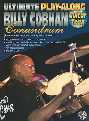 Ultimate Play-Along Guitar Trax Billy Cobham Conundrum: Book & 2 CDs - Cobham, Billy