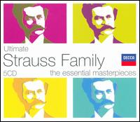 Ultimate Strauss Family - Vienna Philharmonic Orchestra; Willi Boskovsky (conductor)