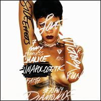 Unapologetic - Rihanna