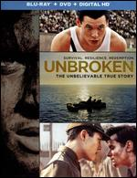 Unbroken [2 Discs] [Includes Digital Copy] [Blu-ray/DVD] - Angelina Jolie