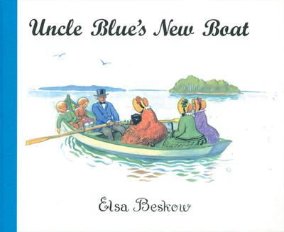 Uncle Blues New Boat (H) - Beskow, Elsa