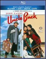 Uncle Buck [2 Discs] [With Tech Support for Dummies Trial] [Blu-ray/DVD]