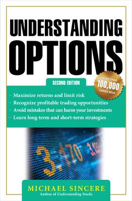Understanding Options 2E - Sincere, Michael