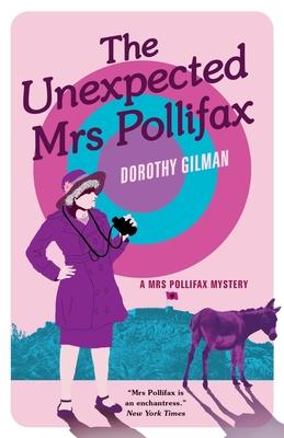 Unexpected Mrs Pollifax - Gilman, Dorothy
