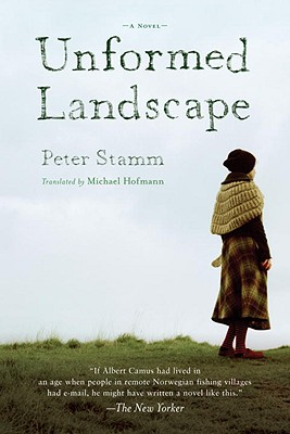Unformed Landscape - Stamm, Peter, and Hoffman, Michael (Translated by)