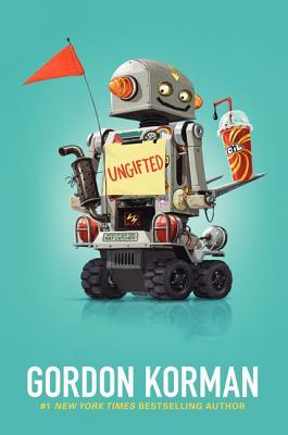 Ungifted - Korman, Gordon