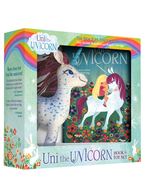 Uni the Unicorn Book and Toy Set - Rosenthal, Amy Krouse, and Barrager, Brigette (Illustrator)
