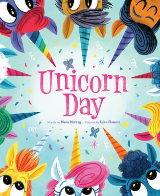 Unicorn Day - Murray, Diana