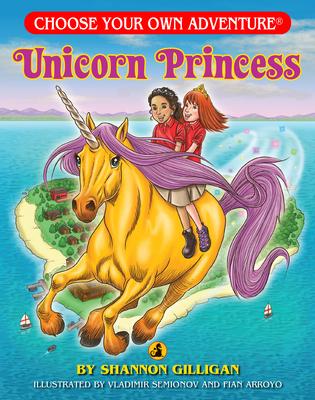 Unicorn Princess - Gilligan, Shannon