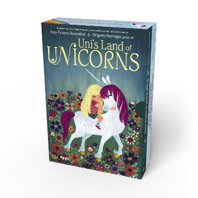 Uni's Land of Unicorns Board Book Boxed Set: Uni the Unicorn; Uni the Unicorn and the Dream Come True - Rosenthal, Amy Krouse