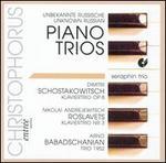 Unknown Russian Piano Trios