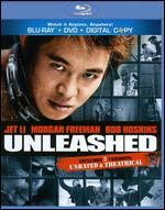 Unleashed [2 Discs] [With Tech Support for Dummies Trial] [Blu-ray/DVD] - Louis Leterrier