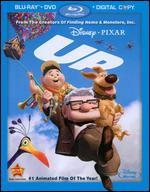 Up [4 Discs] [Includes Digital Copy] [Blu-ray/DVD]