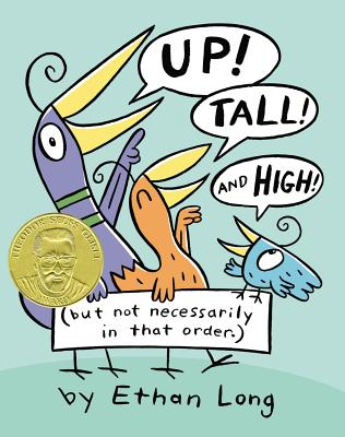 Up, Tall and High! - Long, Ethan (Illustrator)
