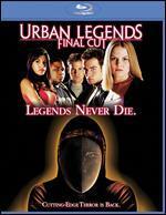 Urban Legends: Final Cut [Blu-ray]