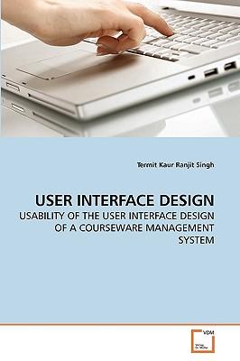 User Interface Design - Ranjit Singh, Termit Kaur