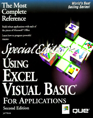 Using Excel Visual Basic for Applications - Webb, Jeff