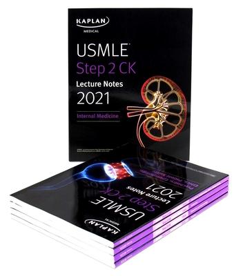 USMLE Step 2 Ck Lecture Notes 2021: 5-Book Set - Kaplan Medical