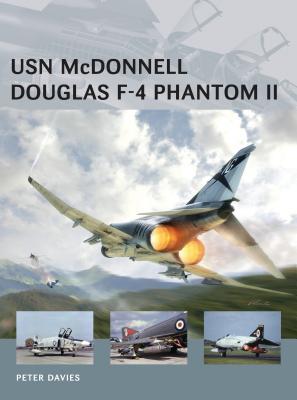 USN McDonnell Douglas F-4 Phantom II - Davies, Peter E