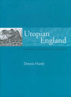 Utopian Communities - Hardy, Dennis