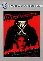 V for Vendetta [Special Edition] [2 Discs]
