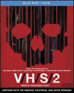 V/H/S/2 [2 Discs] [Blu-ray/DVD]